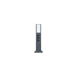 134928 GIRA 769mm Lichtelement 3xLeereinheit Energiesäule Anthrazit Produktbild