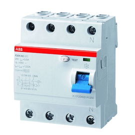 2CSF204201R3400 ABB FI-Schalter F204AS-40/0,3 selektiv Produktbild