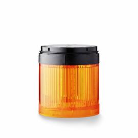 210501900 SLL Auer Warnleuchte Modul orange bis 250v AC/DC schwarz Produktbild