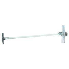 106228 DEHN DEHNiso-Distanzhalter f. Rd 16mm L 1015mm m. Rohrschelle D 40-60mm Produktbild