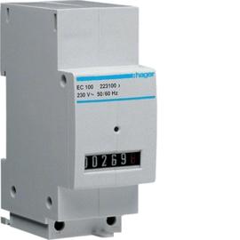 EC100 HAGER Betriebsstundenzähler Produktbild