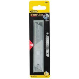 2-11-718 STANLEY Abbrechklinge 18mm 10 Stk. im Spender (Stk./Pkg =1 Spender) Produktbild