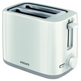 HD 2595/00 Philips 2-Schlitz Toaster Weiss Produktbild