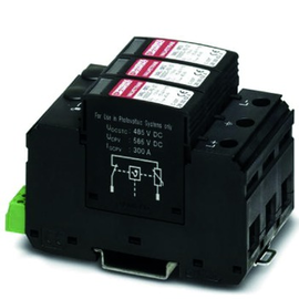 2800627 PHÖNIX VAL-MS 1000DC-PV/2+V-FM Überspannungsschutz-Gerät Typ 2 Produktbild
