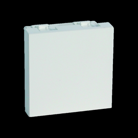 E4051 VERGOKAN Blindmodul weiß M45 BLIND RW Produktbild