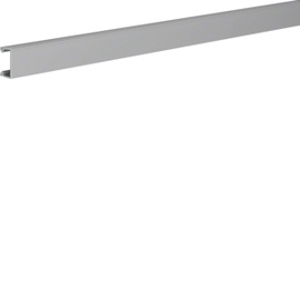 BA70252 HAGER Verdrahtungskanal Oberteil BA7 25, grau Produktbild