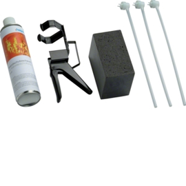 BS90SET HAGER Brandschutzschaum Set Produktbild