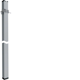 DAK802800ELN HAGER DA200 Klemmtechnik 2800mm, nat.elox. Produktbild