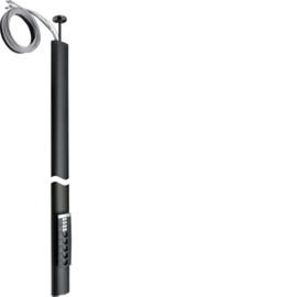 DES3300D HAGER Designsäule Sp, 3.3-3.6m, 4xCat.6, 5xSTD Produktbild
