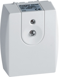 EE702 HAGER Kompakt Dämmerungsschalter Komfort Produktbild