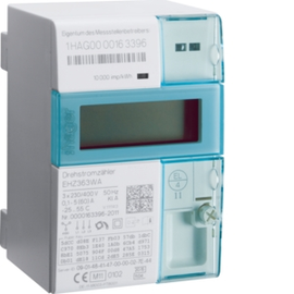 EHZ363WA HAGER eHZ EDL DS-Wirkverbrauchzähler,Kl.A Produktbild