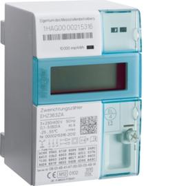 EHZ363ZA HAGER eHZ EDL DS-Zweirichtungszähler,Kl.A Produktbild
