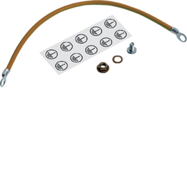 FZ401XE HAGER Erdungsset, Set à 5 Litzen Produktbild