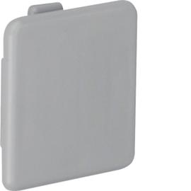 LK3703747030 HAGER Endplatte 37037,grau Produktbild