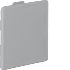 LK5005047030 HAGER Endplatte 50050,grau Produktbild