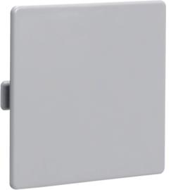 LK7507547030 HAGER Endplatte 75075,grau Produktbild