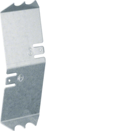 R6600VERZ HAGER Erdungsanschluß,BRS Höhe 100,verzinkt Produktbild