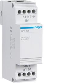 SPN505 HAGER Überspannungsabl. Analog-Telefon Typ2 Produktbild