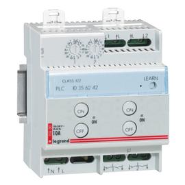 003600 LEGRAND IOBL SCHALTAKTOR 2-F REG PLC Produktbild