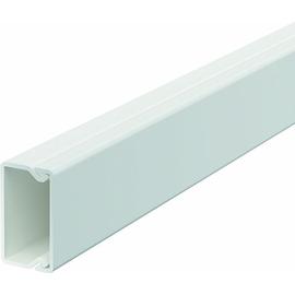 6191010 OBO WDK15030RW Wand- und Deckenkanal mit Bodenlochung 15x30x2000 Produktbild