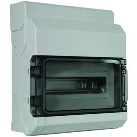 902471 DEHN Isolierstoffgehäuse Aufputz IP54 für Reiheneinbaugeräte 12 Teilungse Produktbild