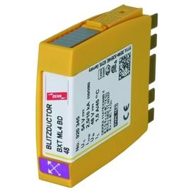 920345 DEHN Kombiableiter-Modul für 2 Doppeladern BLITZDUCTOR XT mit LifeCheck Produktbild