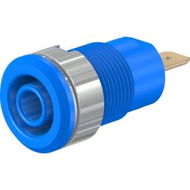 23.3000-23 MULTI-CONTACT SLB-4-F 4 mm Sicherheitsbuchse blau Produktbild