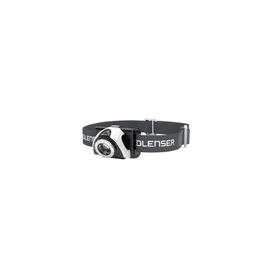 6105 LED-Lenser SEO5 LED-Stirnlampe grau 180-Lumen inkl.1xAAA/waschbares Kopfband Produktbild