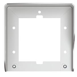 350511 Bticino Regendach 1 Modul Allmetal Produktbild