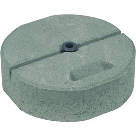 102002 DEHN Betonsockel C45/55 17kg D= 337mm -SET- m. Griffmulde u. Adapter M16 Produktbild