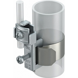 5057558 OBO 927 4 Banderdungsschelle 3/8-6 Zoll Edelstahl rostfrei Produktbild
