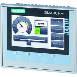 6AV21242DC010AX0 SIEMENS SIMATIC HMI KTP400 Comfort Produktbild