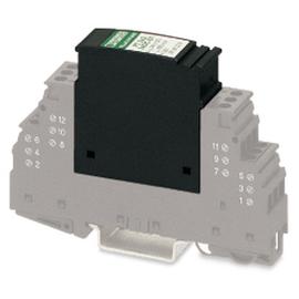 2838228 Phoenix Überspannungsschutz Stecker PT 2X2-24DC-ST  24 V DC Produktbild