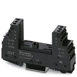 2856142 Phoenix Überspannungsschutz Basiselement PT 2X1+F-BE Produktbild
