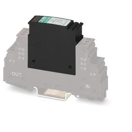 2856087 Phoenix Überspannungsschutz Stecker PT 2X1-24DC-ST  24VDC Produktbild