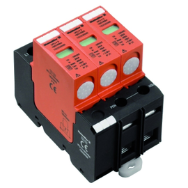 1352700000 WEIDMÜLLER VPU II 3 280V/40KA Blitzstromableiter für Ener Produktbild
