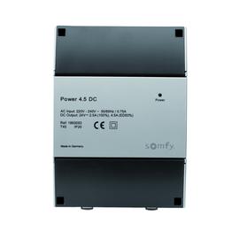 1860093 SOMFY Power 4.5, 24V-Netzteil 24VDC  130x180x61 Produktbild