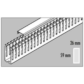 N1687 GGK VK SPECIAL 60/ 25 Verdraht. Kanal  60X25 (H X B) Produktbild