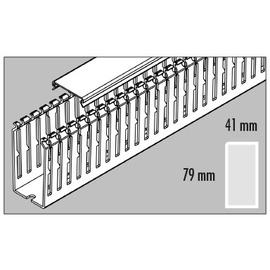 N1677 GGK VK SPECIAL 80/ 40 Verdraht. Kanal  80/40 (H X B) Produktbild