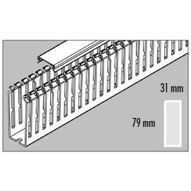 N1676 GGK VK SPECIAL 80/ 30 Verdrahtungskanal  80/30 (H X B) Produktbild