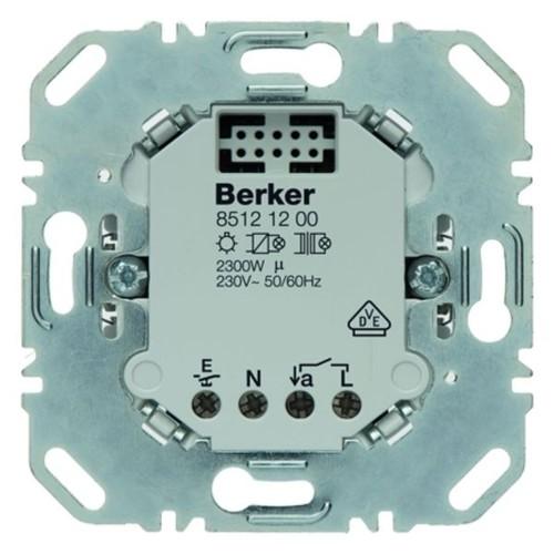 85121200 BERKER NET Relais-Einsatz Produktbild Front View L