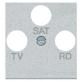 NT4207 BTICINO ZENTRALPLATTE SAT 3-LOCH Produktbild