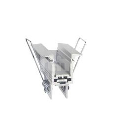 62399705 Barthelme Montagehalterung mit Spannfeder für BARdolino T Profil Produktbild