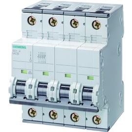 5SY46167 Siemens LEITUNGSSCHUTZSCHALTER 400V 10KA 3+N-POLIG C 16A T=70MM Produktbild