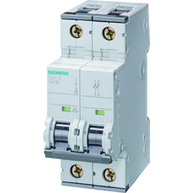 5SY45167 Siemens LEITUNGSSCHUTZSCHALTER 230V 10KA 1+N-POLIG C 16A T=70MM Produktbild