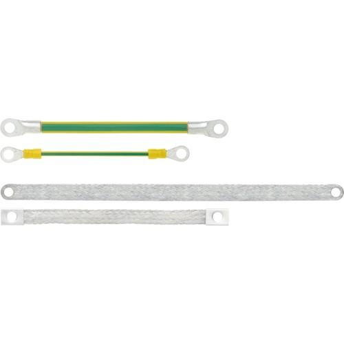4571124 LAPP Erdungsband 1x16/M8/300mm Produktbild Front View L