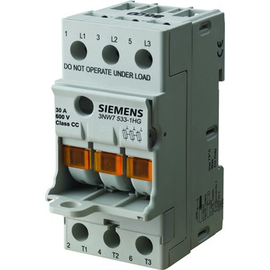3NW7033-1 Siemens Sicherungstrenner 3-pol. 10x38mm Produktbild
