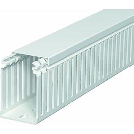 6178556 OBO LKVH N 75050 Verdrahtungs- kanal halogenfrei 75x50x2000 Polycarbona Produktbild