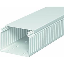 6178563 OBO LKVH N 75100 Verdrahtungs- kanal halogenfrei 75x100x2000 Polycarbon Produktbild