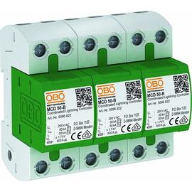 5096877 OBO MCD 50-B 3 CoordinatedLightningController Set für T Produktbild